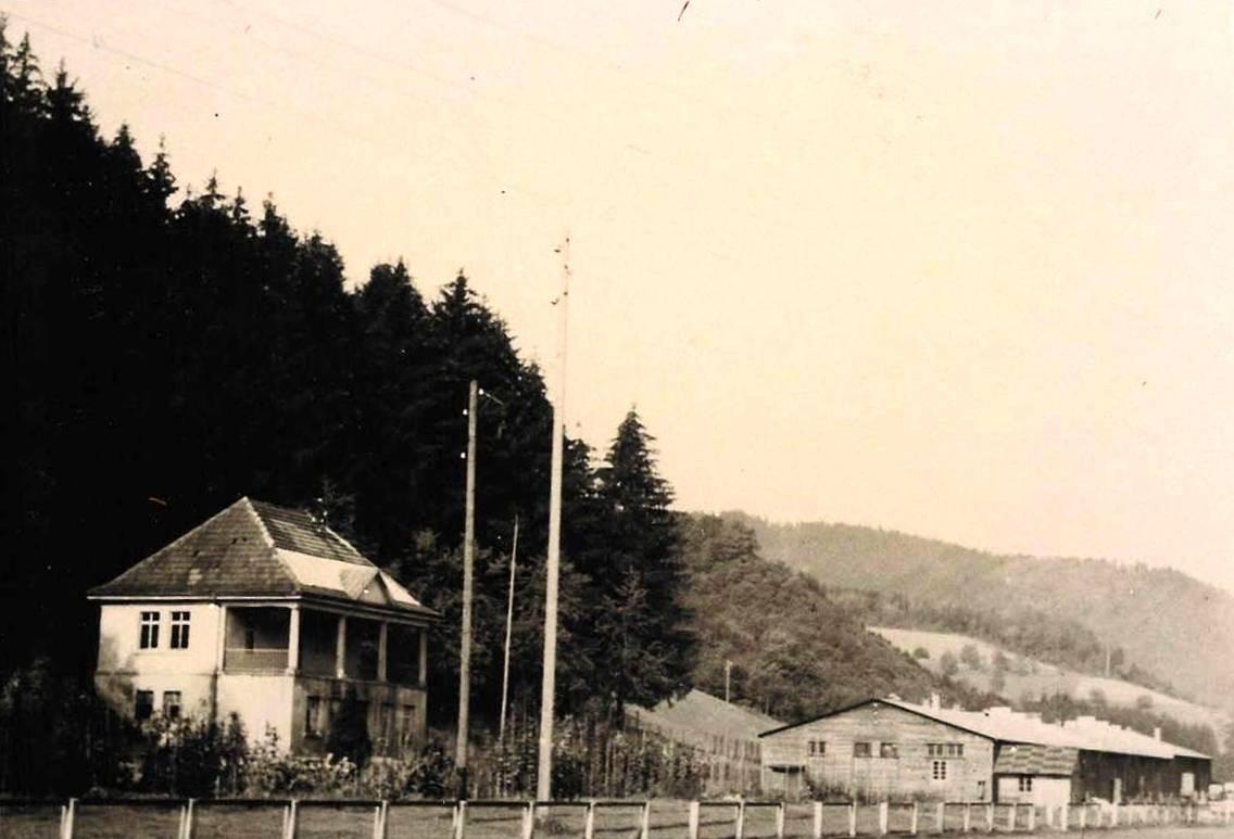"""Die """"Villa"""" - Quartier der SS"""